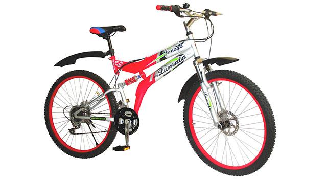 Mountain Bicycle Rental Jaffna