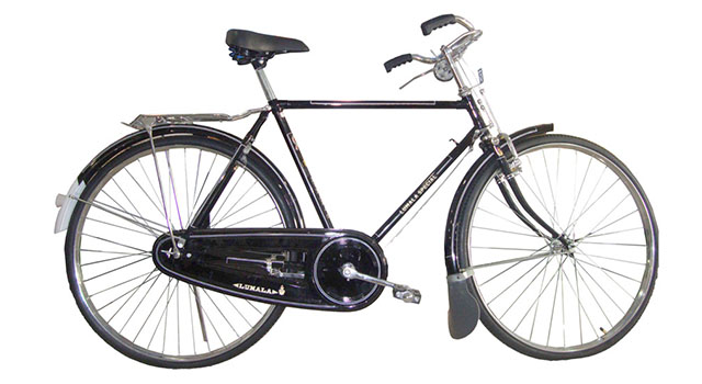 Traditional Bicycle Rental Jaffna