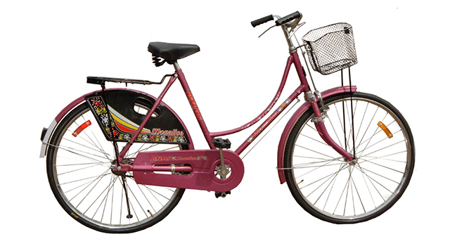 Ladies Bicycle Rent Jaffna