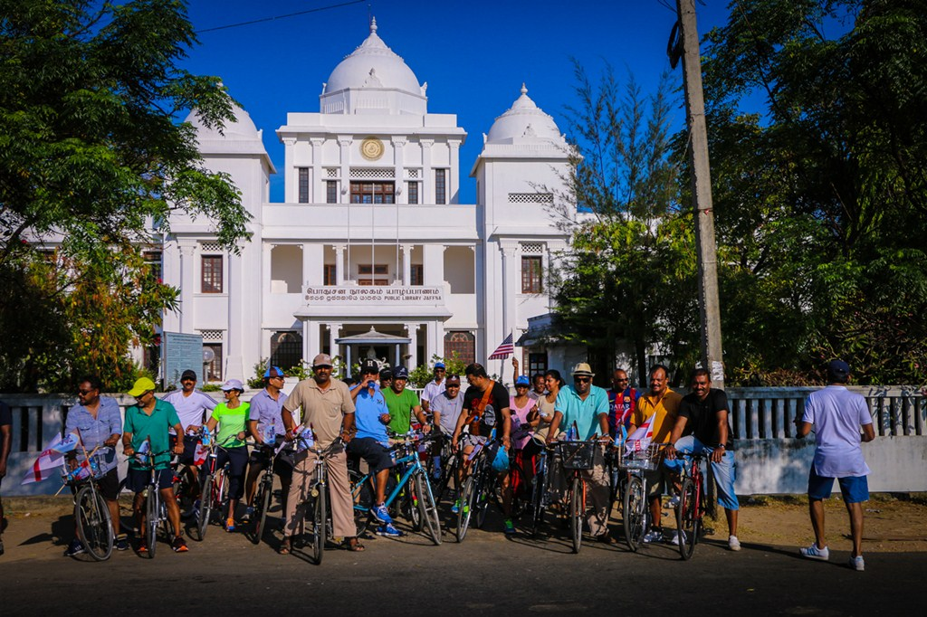 Bicycle Tour Jaffna